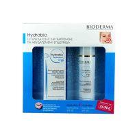 Bioderma Hydrabio Set Ενυδάτωσης & Περιποίησης Για Αφυδατωμένο Δέρμα Με Κρέμα Ενυδάτωσης Προσώπου Για Όλες Τις Επιδερμίδες Spf30 40ml & Σπρέι Νερού Spf30 50ml