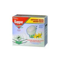 Baygon Protector Genius Set Υγρό Πρίζας Κατά Των Κουνουπιών 30ml  & 1 Ανταλλακτικό 30ml