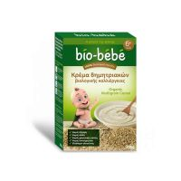 Bio-Bebe Κρέμα με Δημητριακά Ολικής Άλεσης 200gr