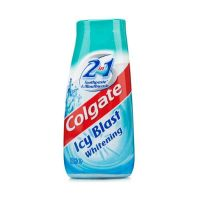Colgate Icy Blast Whitening 2 σε 1 Οδοντόκρεμα 100ml
