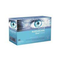 Helenvita Blephacare Duo Μαντηλάκια Καθαρισμού & Απολύμανσης Για Την Περιοχή Των Ματιών 14τμχ
