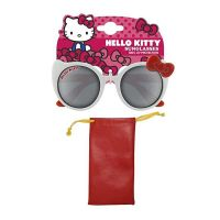 Alfred Franks & Bartlett PLC Παιδικά Γυαλιά Ηλίου Hello Kitty Με Δερμάτινη Θήκη