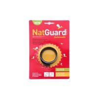 NatGuard Fashionable Εντομοαπωθητικό Βραχιόλι 16.67VP Με Αιθέρια Έλαια Λεμονιού & Ευκάλυπτου