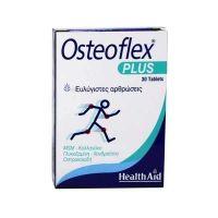 Health Aid Osteoflex Plus Συμπλήρωμα Διατροφής Για Ευλύγιστες Αρθρώσεις 30 Ταμπλέτες