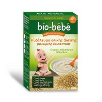 Bio-Bebe Ρυζάλευρο Ολικής Άλεσης 200gr