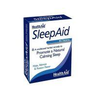 Health Aid SleepAid Συμπλήρωμα Διατροφής Για Ήρεμο & Συνεχή Ύπνο 60 Ταμπλέτες