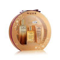 Nuxe Xmas Set Με Prodigieux Le Parfum 50ml & Prodigieuse Ξηρό Λάδι Για Πρόσωπο/Σώμα/Μαλλιά 30ml & Prodigieux Αφρόλουτρο/Λάδι 30ml