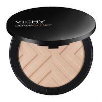 Vichy Dermablend [Covermatte] Διορθωτικό Make-up Σε Μορφή Compact Με Ματ Αποτέλεσμα Για Κανονικό Προς Λιπαρό Δέρμα Spf25 25 Nude 9.5g