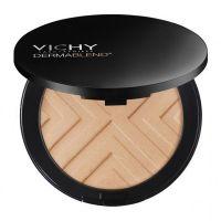 Vichy Dermablend [Covermatte] Διορθωτικό Make-up Σε Μορφή Compact Με Ματ Αποτέλεσμα Για Κανονικό Προς Λιπαρό Δέρμα Spf25 35 Sand 9.5g
