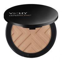 Vichy Dermablend [Covermatte] Διορθωτικό Make-up Σε Μορφή Compact Με Ματ Αποτέλεσμα Για Κανονικό Προς Λιπαρό Δέρμα Spf25 45 Sand 9.5g