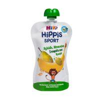 Hipp Hippis  Sport Βιολογικό Παρασκεύασμα Φρούτων Με Αχλάδι, Μπανάνα, Σταφύλι & Βρώμη Ολικής Άλεσης 12m+ 120g