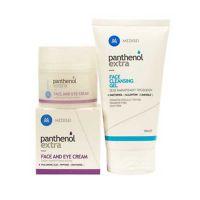 Medisei Panthenol Extra Set Με 24ωρη Αντιρυτιδική Κρέμα Προσώπου/Ματιών 50ml & Καθαριστικό Τζελ Προσώπου 150ml