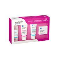 Panthenol Extra Πλήρες Set Ανανέωσης & Λάμψης Με 4 Προϊόντα & Δώρο Το Καθαριστικό Νερό Micellar