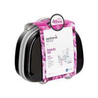 Medisei Panthenol Extra Beauty Set Σε Μαύρο Βαλιτσάκι Με 6 Προϊόντα Για Ολική Περιποίηση Προσώπου/Ματιών