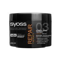 Syoss Repair Μάσκα Επανόρθωσης Για Ταλαιπωρημένα Μαλλιά 300ml