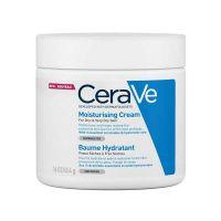 CeraVe Ενυδατική Κρέμα Προσώπου/Σώματος Για Ξηρό/Πολύ Ξηρό Δέρμα 454gr