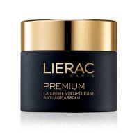 Lierac Premium Πλούσια Κρέμα Προσώπου Ημέρας & Νύχτας Απόλυτης Αντιγήρανσης 50ml