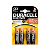Duracell AA Plus Power Μπαταρίες 4τμχ