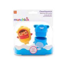 Munchkin CleanSqueeze Μπουγελόφατσες 2τμχ 9m+