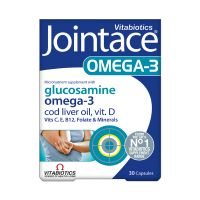 Vitabiotics Jointace Omega 3 30 κάψουλες