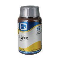 Quest L-Lysine 500mg 60 ταμπλέτες