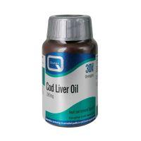 Quest Cod Liver Oil 1000mg 30 κάψουλες