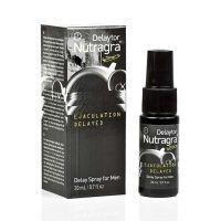 Nutragra Φυσικό Spray Για Την Αντιμετώπιση Της Πρόωρης Εκσπερμάτισης 20ml