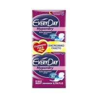 EveryDay Hyperdry Maxi Night Ultra Plus Σερβιέτες Οικονομικό Πακέτο 18τμχ