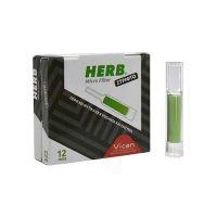 Vican Herb Micro Filter Στριφτό 12τμχ