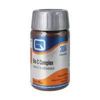 Quest Bio C Complex Vitamin C 500mg & Bioflavonoids 500mg 30 Ταμπλέτες
