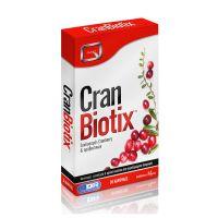 Quest CranBiotix Συνδυασμός Cranberry & Προβιοτικών 30 Κάψουλες