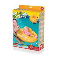 Swim Safe Bestway Βρεφικό Φουσκωτό Σωσίβιο Στράτα 69 cm MWS10708