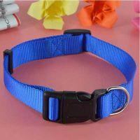 Pet Ρυθμιζόμενο Κολάρο Σκύλου M 1.5cm*23-37cm Μπλε