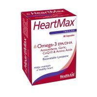 Health Aid HeartMax Υποστήριξη Της Καρδιάς 60 Κάψουλες