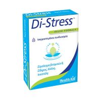Health Aid Di-Stress Μείωση Άγχους & Κούρασης 30 Ταμπλέτες