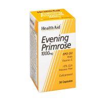 Health Aid Evening Primrose 1000mg Ισορροπία & Ομορφιά 30 Κάψουλες