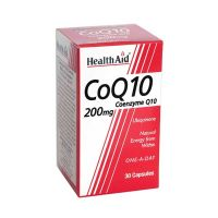 Health Aid CoQ10 200mg 30 Κάψουλες