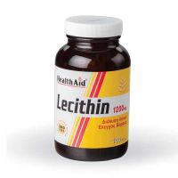 Health Aid Lecithin 1200mg Έλεγχος Βάρους 100 Κάψουλες