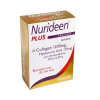 Health Aid Nurideen Plus Φροντίδα Για Το Δέρμα 60 Ταμπλέτες