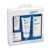 Panthenol Extra Set Με Αντιρυτιδικό Ορό 30ml & Τζελ Καθαρισμού Προσώπου 150ml & Κρέμα Για Ερεθισμένα & Ευαίσθητα Δέρματα 100ml & 24ωρη Αντιρυτιδική Κρέμα 50ml
