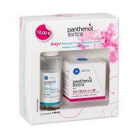 Panthenol Extra Set Με Ενυδατική & Προστατευτική Κρέμα Ημέρας Προσώπου Spf15 50ml & Δώρο Καθαριστικό Micellar 100ml