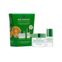 Apivita Bee Radiant Set Με Κρέμα Αντιγήρανσης & Λάμψης Ελαφριάς Υφής Για Λιπαρό/Μικτό Δέρμα 50ml & Δώρο Κρέμα Ματιών 15ml