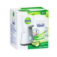 Dettol No Touch Αντιβακτηριδιακό Κρεμοσάπουνο Aloe Vera 250ml