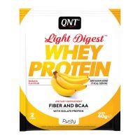 QNT Light Digest Whey Protein Η Νέα Γενιά Πρωτεΐνης Με Γεύση Banana 40g