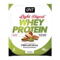 QNT Light Digest Whey Protein Η Νέα Γενιά Πρωτεΐνης Με Γεύση Pistachio 40g