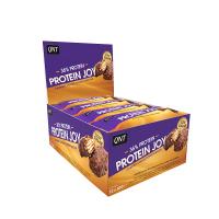 QNT Protein Joy Μπάρα Πρωτεΐνης Με Γεύση Caramel Cookie Dough 60g