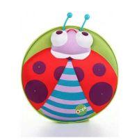 Oops My Starry Backpack! Ladybug Σακίδιο Πλάτης Με Φωτάκια