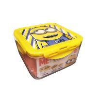 Stor Minions Set Σκεύη Φύλαξης Φαγητού 3τμχ