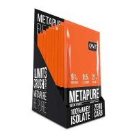 QNT Metapure Zero Carb Απομονωμένη Πρωτεΐνη Ορού Γάλακτος Με Γεύση Belgian Chocolate 30g