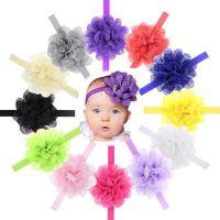 Mama-Baby Care Βρεφική Κορδέλα Μαλλιών Με Λουλούδι